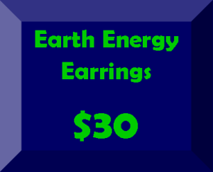 earth earrings 30